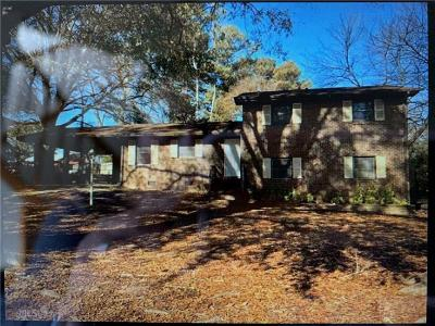 Morrow Single Family Home For Sale: 2592 Monica Way