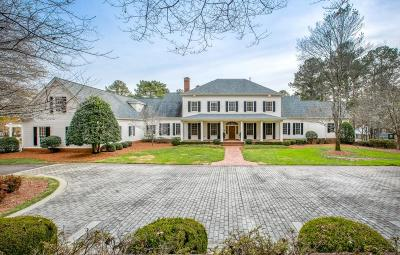 Alpharetta Single Family Home For Sale: 13650 Bethany Road