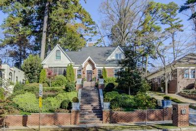 Fulton County Rental For Rent: 714 Cumberland Road