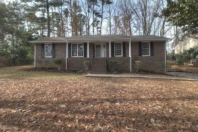 Fayette County Single Family Home For Sale: 242 Cedar Drive