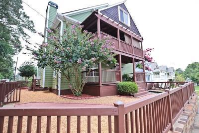 Fulton County Rental For Rent: 237 Georgia Avenue SE #B