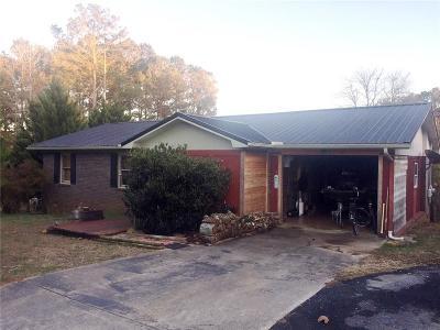 Calhoun GA Single Family Home For Sale: $99,900