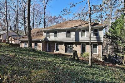 Roswell Single Family Home For Sale: 9425 Martin Road