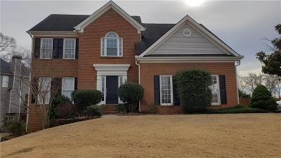 Lilburn GA Single Family Home For Sale: $349,900