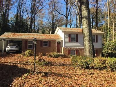 Chamblee Single Family Home For Sale: 3032 Meadowood Lane