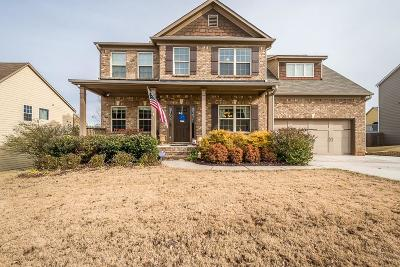 Braselton Single Family Home For Sale: 2435 Fisk Falls Drive