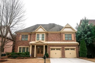 Forsyth County Single Family Home For Sale: 1632 Elesmere Oak Court