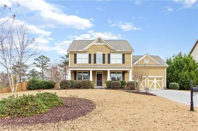 Cobb County Single Family Home For Sale: 319 Rosemont Park Lane