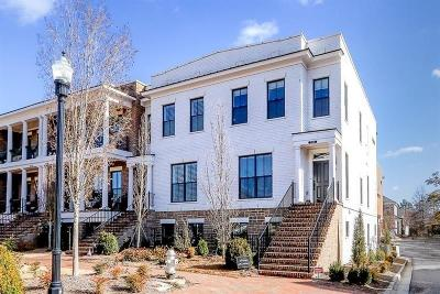 Alpharetta Condo/Townhouse For Sale: 385 Cricket Lane
