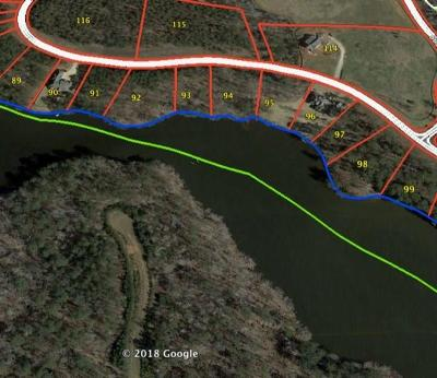 Coweta County Residential Lots & Land For Sale: 93 Blalock Lakes Dr