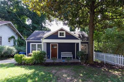 Atlanta Single Family Home For Sale: 970 SW Westmont Road SW