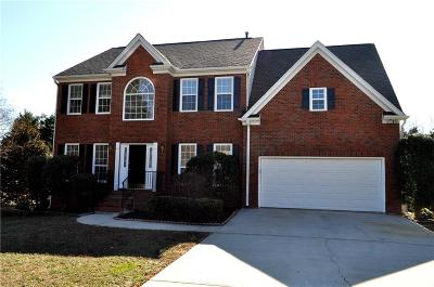 Forsyth County Single Family Home For Sale: 7180 Valance Lane