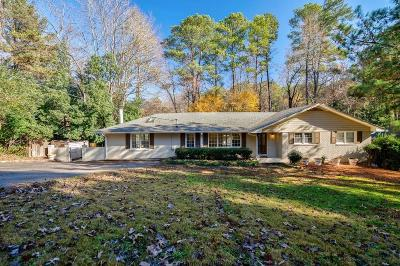 Dekalb County Single Family Home For Sale: 1715 Childerlee Lane NE