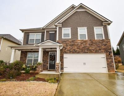 Buford Single Family Home For Sale: 1470 Newbridge Circle