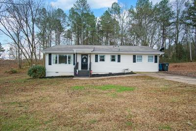 Barrow County Single Family Home For Sale: 525 Smith Mill Road