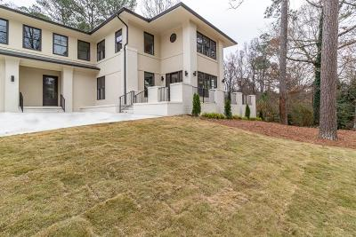 Dekalb County Single Family Home For Sale: 1631 Stonecliff Drive