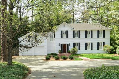 Atlanta GA Single Family Home For Sale: $1,295,000