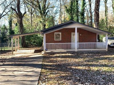 Atlanta Single Family Home For Sale: 2917 Reveille Circle SE