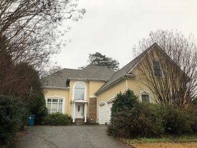 Suwanee Single Family Home For Sale: 3260 Peace Lane