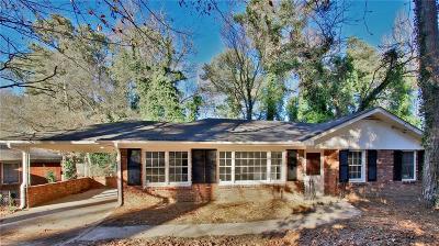 Atlanta Single Family Home For Sale: 1884 Windsor Drive