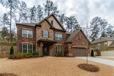 Acworth Single Family Home For Sale: 1878 Heatherbrooke Lane NW