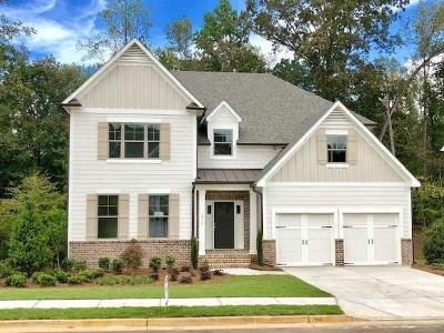 Powder Springs Single Family Home For Sale: 2281 Stroller Drive
