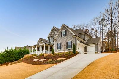 Alpharetta Single Family Home For Sale: 134 Manor North Drive