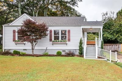 Single Family Home For Sale: 481 Maynard Terrace SE