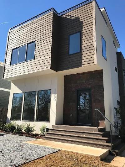 Atlanta GA Condo/Townhouse For Sale: $735,000
