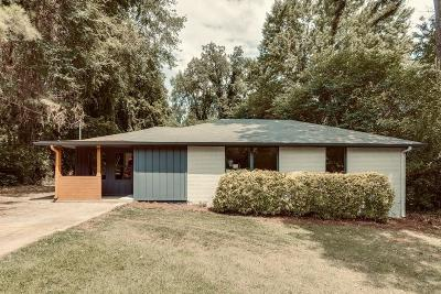 Decatur Single Family Home For Sale: 3382 Wren Road