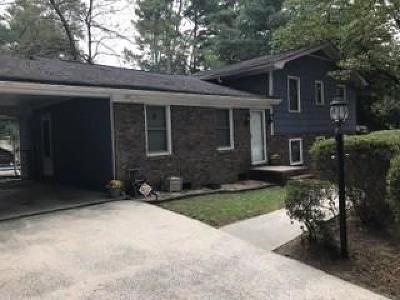 Single Family Home For Sale: 4665 Sugarloaf Pkwy Parkway