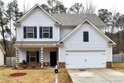 Cartersville Single Family Home For Sale: 10 Autumn Canyon Path SE