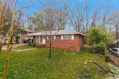 Atlanta Single Family Home For Sale: 1240 Stoneham Court