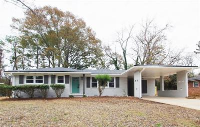 Decatur GA Single Family Home For Sale: $309,000