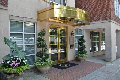 Condo/Townhouse For Sale: 77 Peachtree Place NE #209