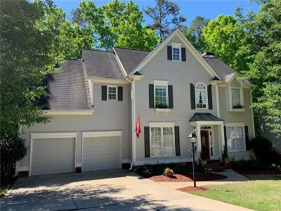 Powder Springs Single Family Home For Sale: 1266 Clipper Bay Court