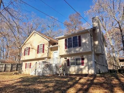 Dallas Single Family Home For Sale: 585 Cedar Creek Drive