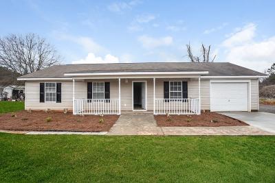 Palmetto Single Family Home For Sale: 8055 Cascade Palmetto Highway