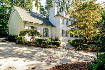 Cobb County, Fulton County Single Family Home For Sale: 325 Kelson Drive