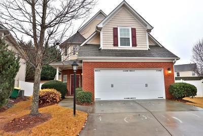 Cumming Single Family Home For Sale: 2265 Gateview Court