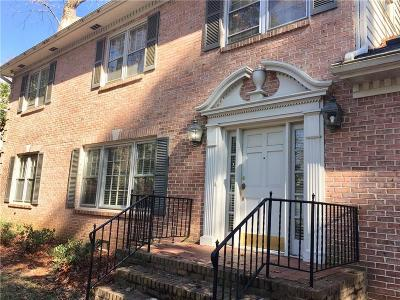 Atlanta Single Family Home For Sale: 1547 Cave Road NW
