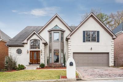 Atlanta Single Family Home For Sale: 195 Grosvenor Place
