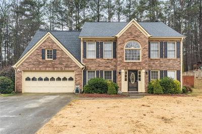 Acworth Single Family Home For Sale: 4332 Martingale Lane NW