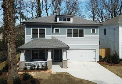 Tucker Single Family Home For Sale: 4068 Comanche Drive