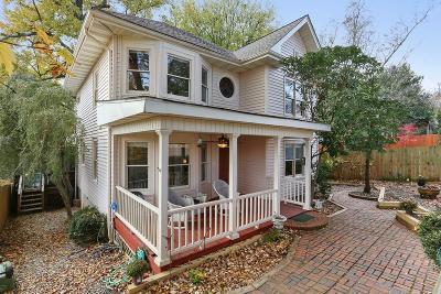 Single Family Home For Sale: 567 Greenwood Avenue NE