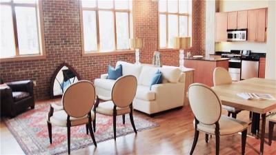 Condo/Townhouse For Sale: 640 Glen Iris Drive NE #411