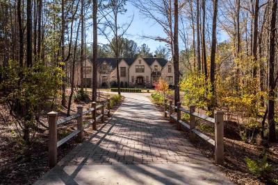 Fayetteville Single Family Home For Sale: 225 Diamond Pointe