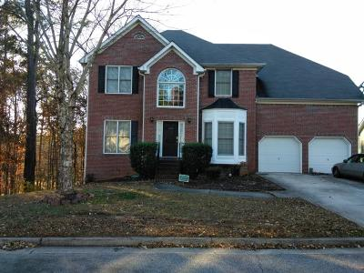 Marietta GA Single Family Home For Sale: $249,900