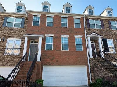 Duluth Condo/Townhouse For Sale: 11190 Brunson Drive