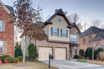 Smyrna Single Family Home For Sale: 712 Park Manor Drive SE